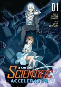 Certain Scientific Accelerator Vol. 1,2,3,4,5,6.7 (Manga)
