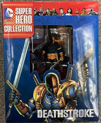 Best of DC Comics Super Hero Figurine Collection Deathstroke