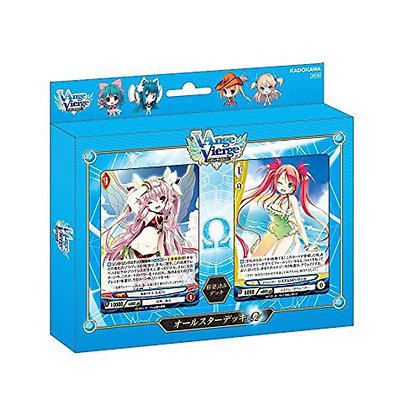 Ange Vierge All Star Deck Omega (Japanese Text Trading Cards)  byMedia Factory