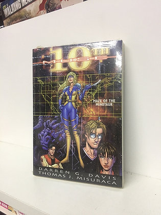 10th Muse: Maze of the Minotaur Paperback – October 1, 2003 by Darren Davis