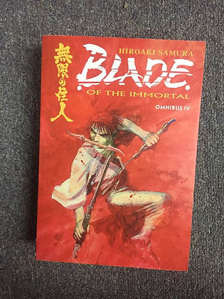 Blade of the Immortal Omnibus Volume 4 Paperback – November 14, 2017 by Hiroaki