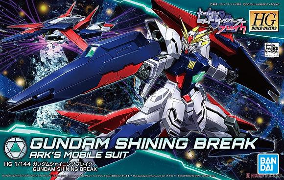 Gundam Shining Break (HGBD) (Gundam Model Kits)