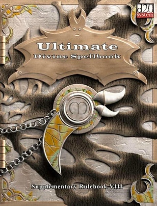Ultimate Divine Spellbook Hardcover – April 20, 2004 by R. Neale (Author), Scott