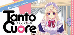 TANTO CUORE DECK BUILDING GAME