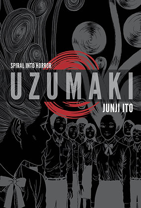 UZUMAKI 3-IN-1 DLX ED HARDCOVER JUNJI ITO (MR)  VIZ MEDIA LLC