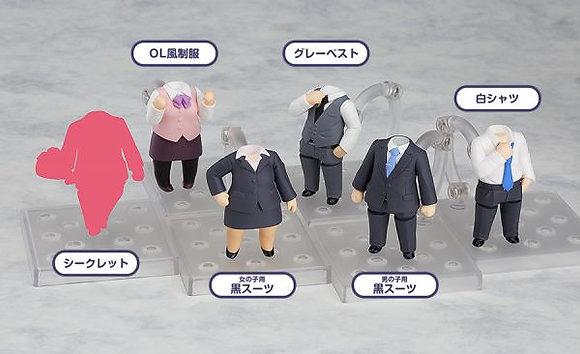 Good Smile Company Nendoroid  More: Dress Up Suits (Set of 6) (PVC Figure)