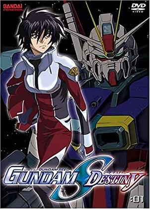 Mobile Suit Gundam Seed Destiny, Vol. 1
