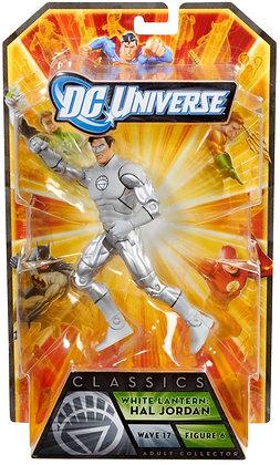DC Universe Classics Hal Jordan White Lantern Collectible Figure