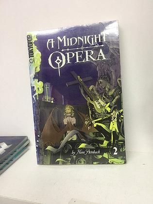 A Midnight Opera Volume 2 Manga Paperback – April 11, 2006  byHanzo Steinbach
