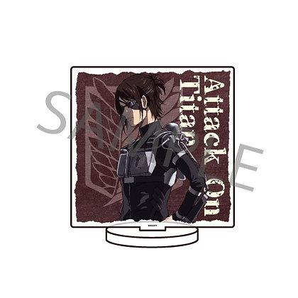 """Attack on Titan The Final Season"" Chara Acrylic Figure Hans By A3"