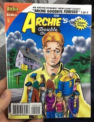 ARCHIE DOUBLE DIGEST #200 ARCHIE COMIC PUBLICATIONS (W) Melanie J. Morgan, Vari