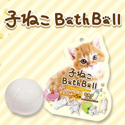 2 Kitten Bath Ball OB-NEB-2-1