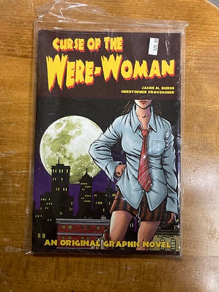 Curse of the WereWoman OGNPaperback – May 5, 2009  byJason M Burns(Author),