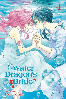 WATER DRAGON BRIDE GN VOL 4  VIZ MEDIA LLC