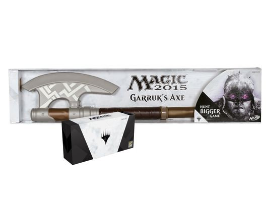 2014 SDCC San Diego Comic Con Exclusive MTG Planeswalkers Box Set With AXE