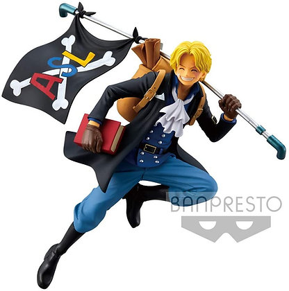 Banpresto One piece Sabo Figure