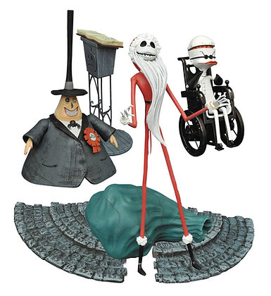Nightmare Before Christmas NBX SELECT  SERIES 2 Figure set