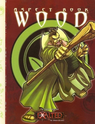 Exalted Aspect Book Wood Paperback – August 1, 2005 by George Holochwost (Author