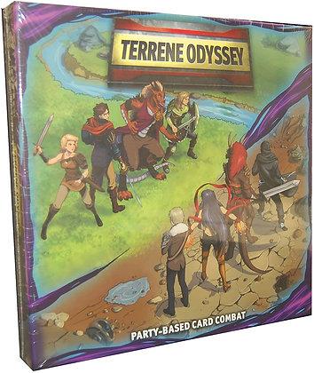 Terrene Odyssey CGC Games Board Game