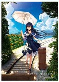 """Chara Sleeve Collection Matt Series """"Summer Pockets"""" Kushima Kamome No. MT453"""