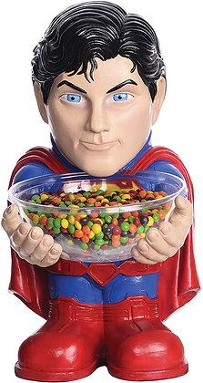 DC Comics Superman Candy Bowl Holder