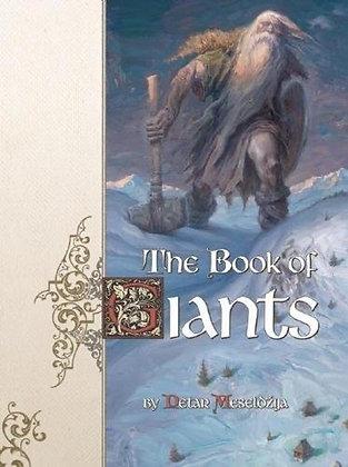 The Book of Giants Hardcover – August 11, 2015 by Petar Meseldzija (Illustrator)