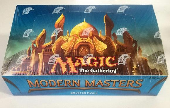 Sealed English Magic the Gathering Modern Masters 2013 Booster Box