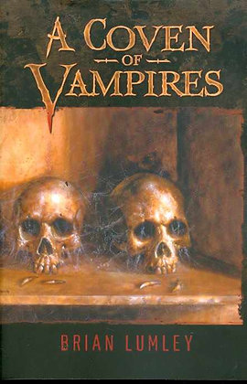 COVEN OF VAMPIRES (C: 0-1-2) SUBTERRANEAN PRESS (W) Brian Lumley (A) Bob Egglet