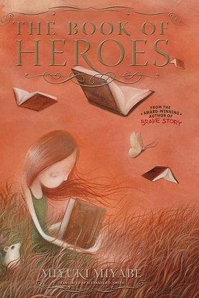 BOOK OF HEROES NOVEL  VIZ MEDIA LLC (W) Miyuki Miyabe 9781421527758