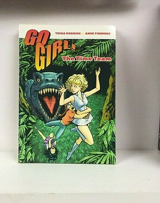 Go Girl, Vol. 2: The Time TeamPaperback – September 21, 2004  byTrina Robbins
