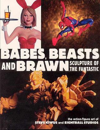 BABES BEASTS & BRAWN SCULPTURE OF THE FANTASTIC TP (MR) DARK HORSE COMICS (W/A/C