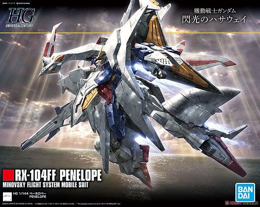 BandaiMobile Suit GundamPenelope (HGUC) (Gundam Model Kit)
