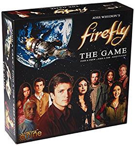 Firefly: The Board Game New