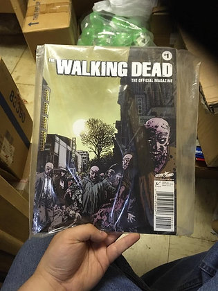 Walking Dead Magazine #3 PX ED Single Issue Magazine – January 1, 2013 by Robert