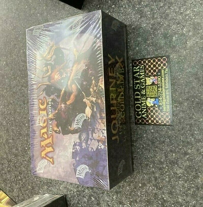 MAGIC THE GATHERING Sealed Booster Box of 36 Packs Journey into Nyx  Korean Lang