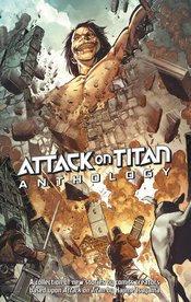 ATTACK ON TITAN ANTHOLOGY PX ED KODANSHA COMICS (W/A) Isayama Hajime & Various (