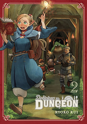 DELICIOUS IN DUNGEON GN VOL 01- 02