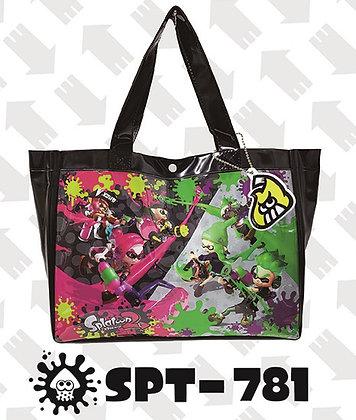 "SunArt""Splatoon 2"" Beach Tote Bag"