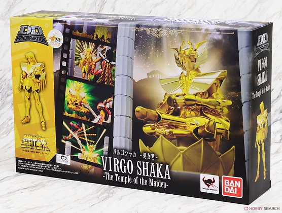 Bandai D.D. Panormation Virgo Shaka Saint Seiya Action Figure