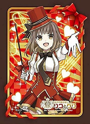 Movic Chara Sleeve Collection Mat The Wizard of twins Lico Sle & Gli Lico Sleeve