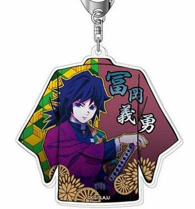 """Acrylic Key Chain """"Demon Slayer: Kimetsu no Yaiba"""" Vol. 2 01 Tomioka Giyu AK"""