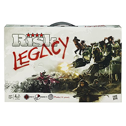 Risk Legacy WIZARDS OF THE COAST