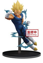 DRAGON BALL Z DOKKAN BATTLE COLLAB MAJIN VEGETA FIGURE  BANPRESTO
