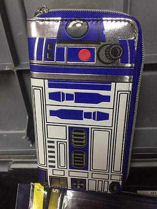 Bioworld Star Wars R2-D2 Wallet