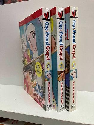 One-Pound Gospel, Vol. 1, 2,3 (Manga Books)Paperback – December 9, 2008  VIZ MED