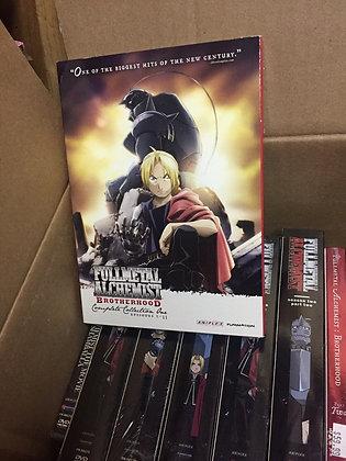Fullmetal Alchemist: Brotherhood - Complete Collection One DVD