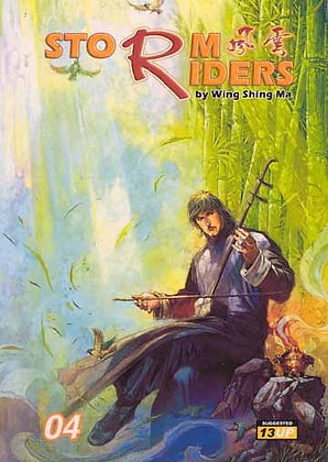 STORM RIDERS GN VOL 04 DR MASTER PUBLICATIONS INC (W/A/CA) Wing Shing Ma by Wing
