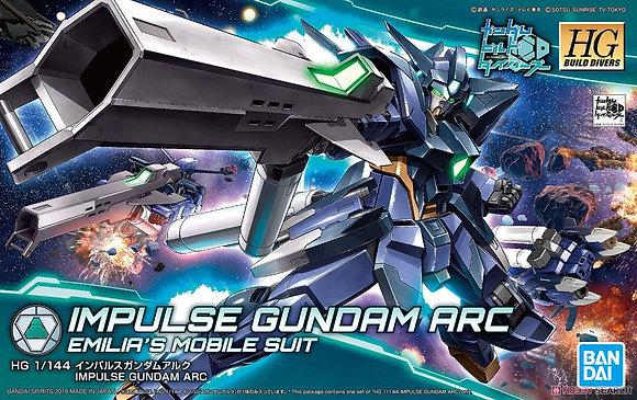 BandaiMobile Suit GundamImpulse Gundam Arc (HGBD) ( Model Kits)