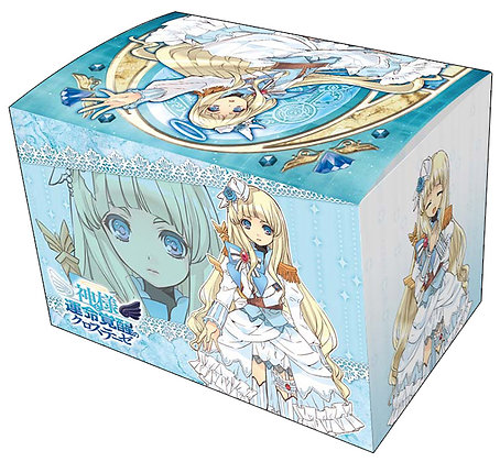 "Character Deck Case Collection MAX ""Kamisama to Unmei Kakusei no Cross Thesis"" S"