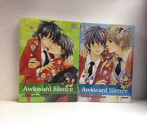 Awkward Silence, Vol. 2 , 5 (Yaoi Manga )Paperback – Illustrated